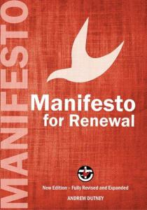 Manifesto for Renewal